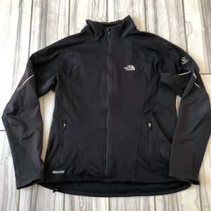 The North Face Windstopper soft shell jacket. EUC